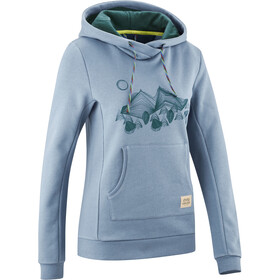 Edelrid Spotter III Sudadera Mujer, stone blue